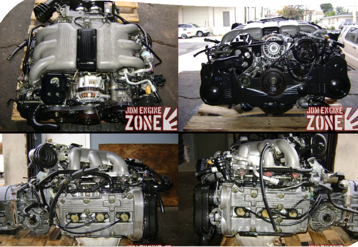 doogielabs jdm ebay engine purchasing guide doogielabs Stanced SVX the picture below represents what was originally pictured in my jdm engine s auction