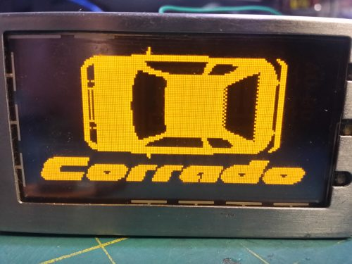 Corrado Touchscreen Interface
